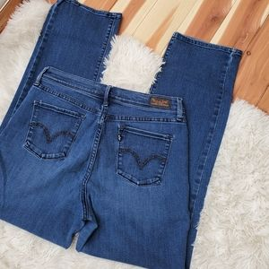 Levi's 513 Perfectly Slimming Jeans